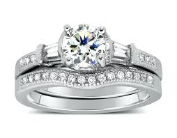 cheap wedding sets wedding rings for cheap bridal sets blushingblonde