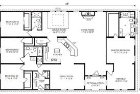 four bedroom house appealing four bedroom house plans 4 bedroom ranch house within 4