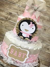 penguin baby shower baby shower cakes new winter themed baby shower cakes winter
