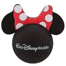 minnie mouse disney world car antenna topper
