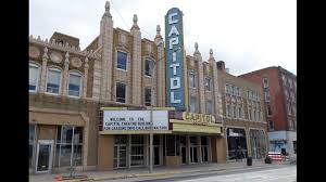 halloween city flint michigan foundation gives 15m to flint u0027s capitol theatre restoration