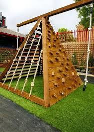 Backyard Ninja Warrior Course 25 Playful Diy Backyard Projects To Surprise Your Kids Ninja