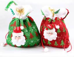 gift bags christmas cookie bake biscuits plastic bag packaging