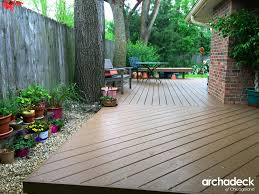 decks u2013 outdoor living with archadeck of chicagoland