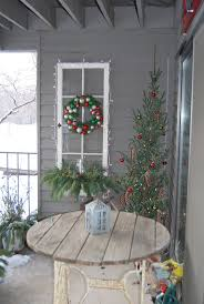 Tasteful Outdoor Christmas Decorations - 240 best the christmas balcony images on pinterest christmas