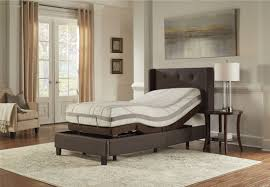 Metallic Bed Frame Metallic Black Xl Adjustable Metal Bed Frame Headboards