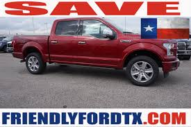 ford truck red new 2017 2018 ford u0026 used dealer crosby friendly ford of crosby