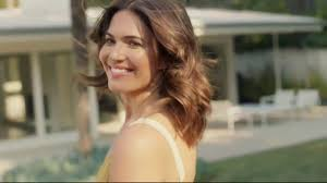 commercial actress with mole on face garnier nutrisse tv commercial most impactful change featuring