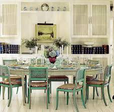 how to build a diy square farmhouse table plans home design ideas painted dining chairs use diy chalk paint to refinish an old oak adorable dining room with amusing cabinets beside small picture facing big floating