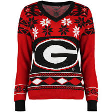 georgia bulldogs ugly sweaters georgia ugly christmas sweater