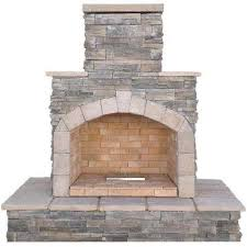 Discount Outdoor Fireplaces - outdoor fireplaces outdoor heating the home depot