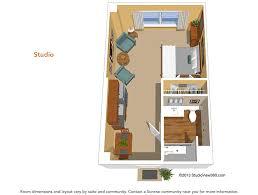 in suite floor plans floor plans suites studios senior living