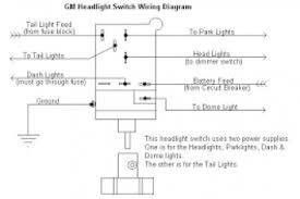 wiring diagram gm headlight switch wiring diagram