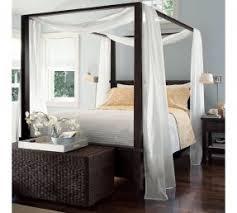 Platform Canopy Bed Four Post Canopy Bed Frame Foter