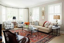 Rugs Modern Living Rooms 31 Traditional Living Room Designs For Everyday Enjoyment