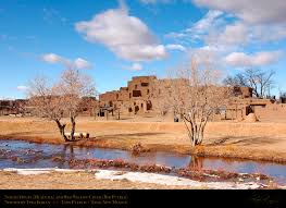 Adobe Pueblo Houses Exceptional Kit Homes New Mexico 6