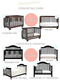 When To Convert Crib To Toddler Rail Converting Crib To Bed Converting Crib To Toddler Bed Fresh Cribs