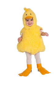 12 18 Month Halloween Costumes Duck Costume