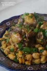 cuisiner la queue de boeuf queue de boeuf aux pois chiche culinaire by minouchka