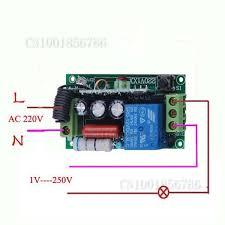 long range remote control light switch long range remote control switch system 220v rf 4 receivers