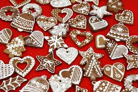 gingerbread decorations letter of recommendation
