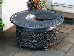 How To Build A Propane Fire Pit Home Decor Round Propane Fire Pit Table Contemporary Pedestal