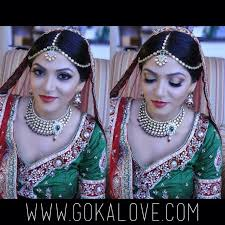 Bridal Makeup New York Indian Makeup Artist Nyc Mugeek Vidalondon