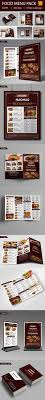 bifold restaurant menu vol 7 menu restaurants and menu templates