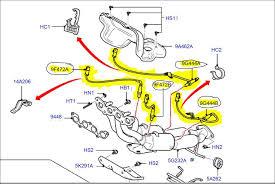 2001 ford f150 oxygen sensor location i can t locate lambda sensors ford focus forum ford focus st
