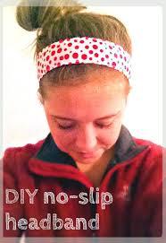 non slip headbands no slip headband 8 steps