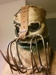 scarecrow mask 7 steps with pictures