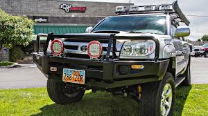 2004 Tacoma Roof Rack by Arb Winch Bull Bar Installation On A 2004 Toyota 4runner Youtube