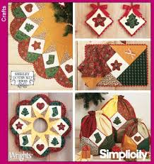 Home Patterns Christmas Customs Xmas Ideas Home Simplicity Pattern