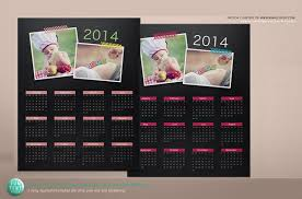 calendar flyer template purple cover desk calendar 2018 design