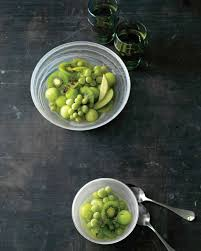 Cool Fruit Bowls by Cantaloupe And Honeydew Recipes Martha Stewart