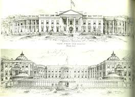 Neoclassical Architecture Bedroom Scenic Was The White House Built Slaves Architectural