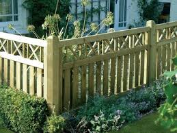 Types Of Fencing For Gardens - wooden fence designs gardens the o u0027jays and types of fences