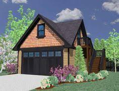 Craftsman Garage With Apartment Plan Two Car Garage With A Above Apartment Car Garage Loft Plan 028g