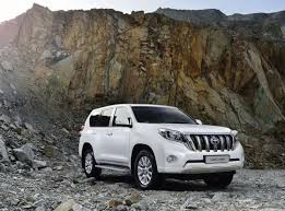 2015 toyota land cruiser also known as prado in asia and