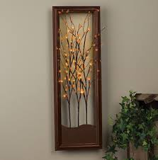lighted wall decor ideas u2022 lighting decor