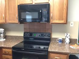 Kitchen Cabinet Makeovers - gel staining kitchen cabinets for an easy thrifty update