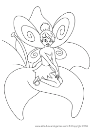 free tinkerbell coloring pages tinkerbell coloring pages to print