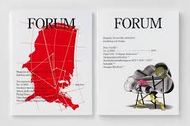 forum magazine design on behance