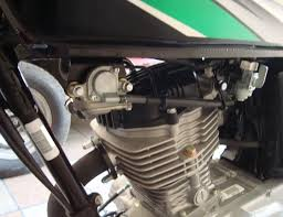 honda cg 125 classic with euro 2 technology technical details