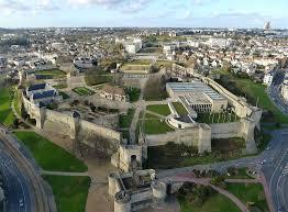 bureau change caen le château de caen calvados fr castles normandie and