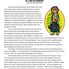curry time reading comprehension worksheet fourth grade