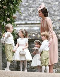 kate and charlotte were the cutest mommy daughter duo at pippa u0027s