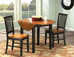 black dining table with leaf drop leaf table set dining table set kitchen table with drop down