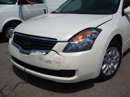 nissan white car altima nissan altima 2010 body shop auto body shop collision repair