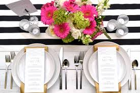 black and white table runners cheap buy wedding table runners you ll love